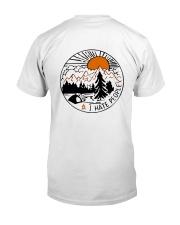 I Heat People Classic T-Shirt back