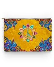 Peace Love Accessory Pouch - Large thumbnail