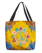 Peace Love All-over Tote thumbnail