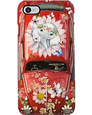 Hippie VW Bug Elephant Phone Case i-phone-7-case