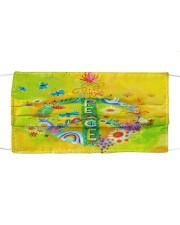 Hippie - Peace Cloth face mask thumbnail