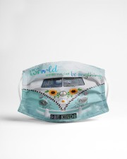 Sunflower Peace Bus Cloth face mask aos-face-mask-lifestyle-22
