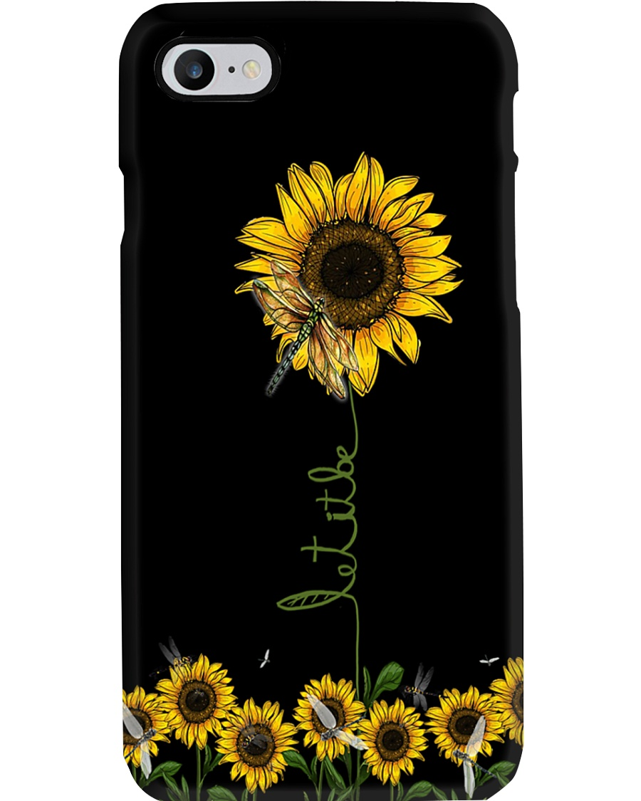 Let It Be Phone Case