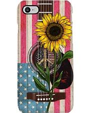 Sunflower Flag Phone Case i-phone-7-case
