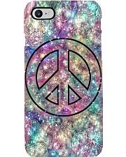 Peace Love Phone Case i-phone-8-case