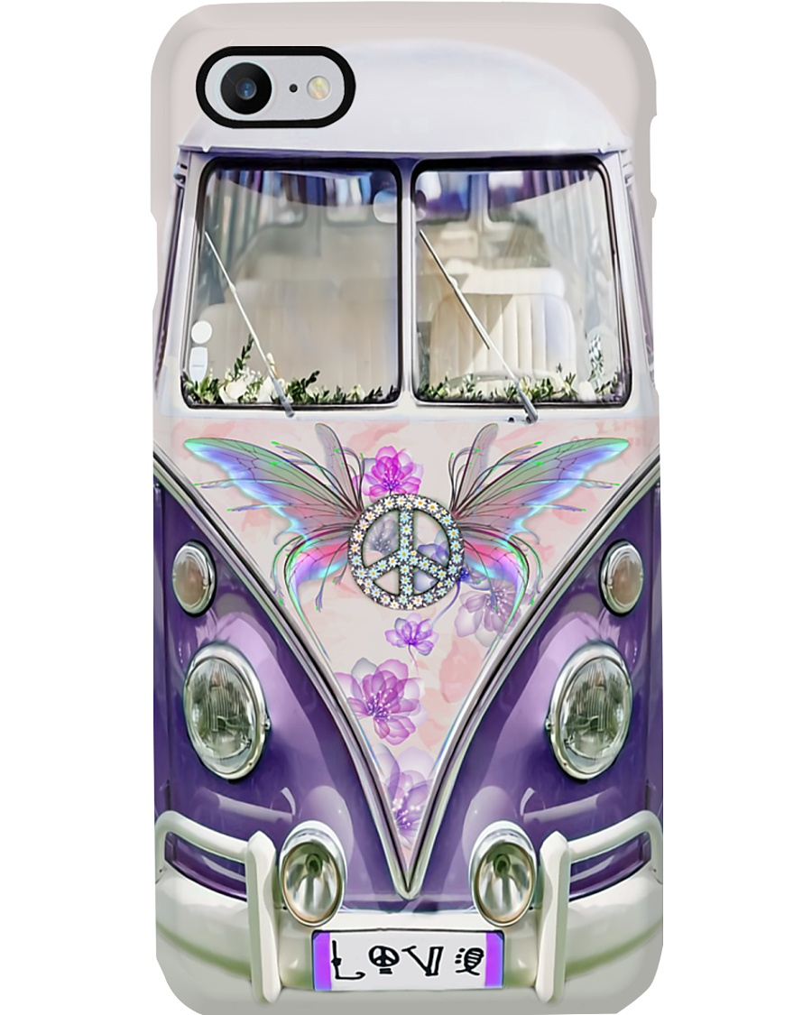Peace Bus Phone Case