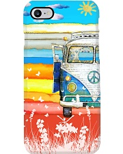 Peace Vw Bus  Phone Case i-phone-7-case