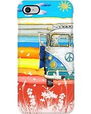 Peace Vw Bus  Phone Case i-phone-8-case