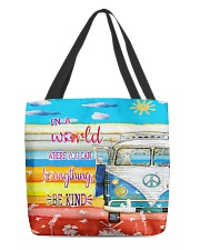 Peace Vw Bus  All-over Tote thumbnail