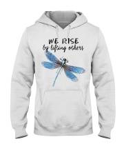 WE RISE BY LIFTING OTHERS Hooded Sweatshirt front