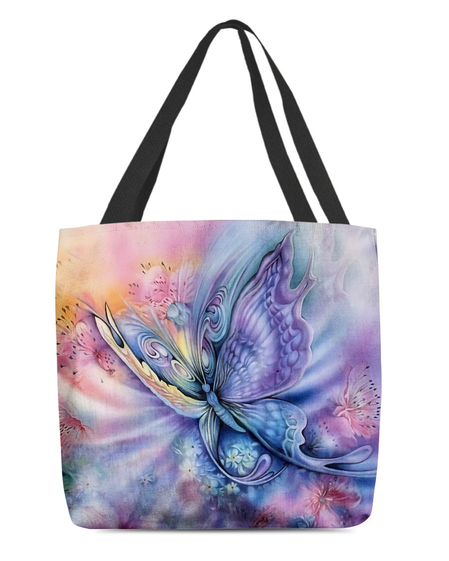 Butterfly All-over Tote