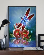 Dragonfly 11x17 Poster lifestyle-poster-2