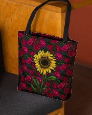 Sunflower Soul All-over Tote aos-all-over-tote-lifestyle-front-02