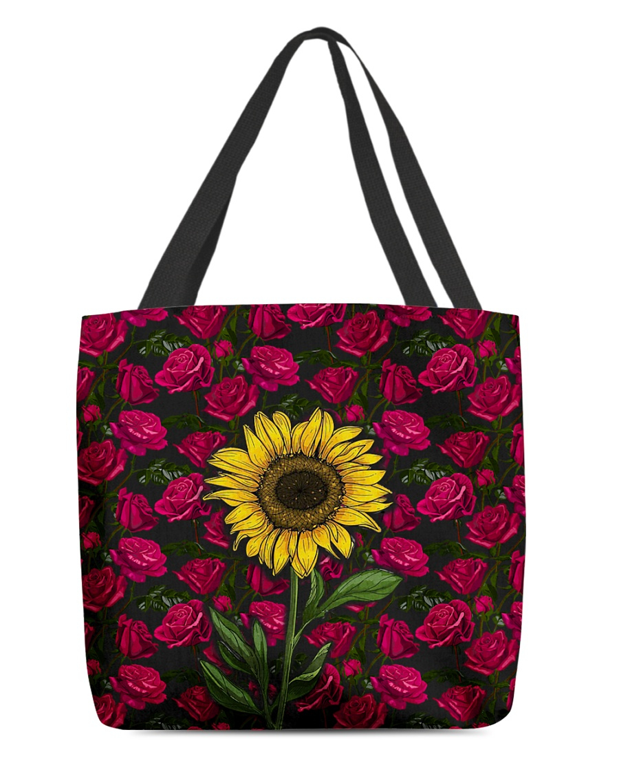 Sunflower Soul All-over Tote