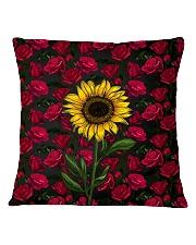 Sunflower Soul Square Pillowcase thumbnail