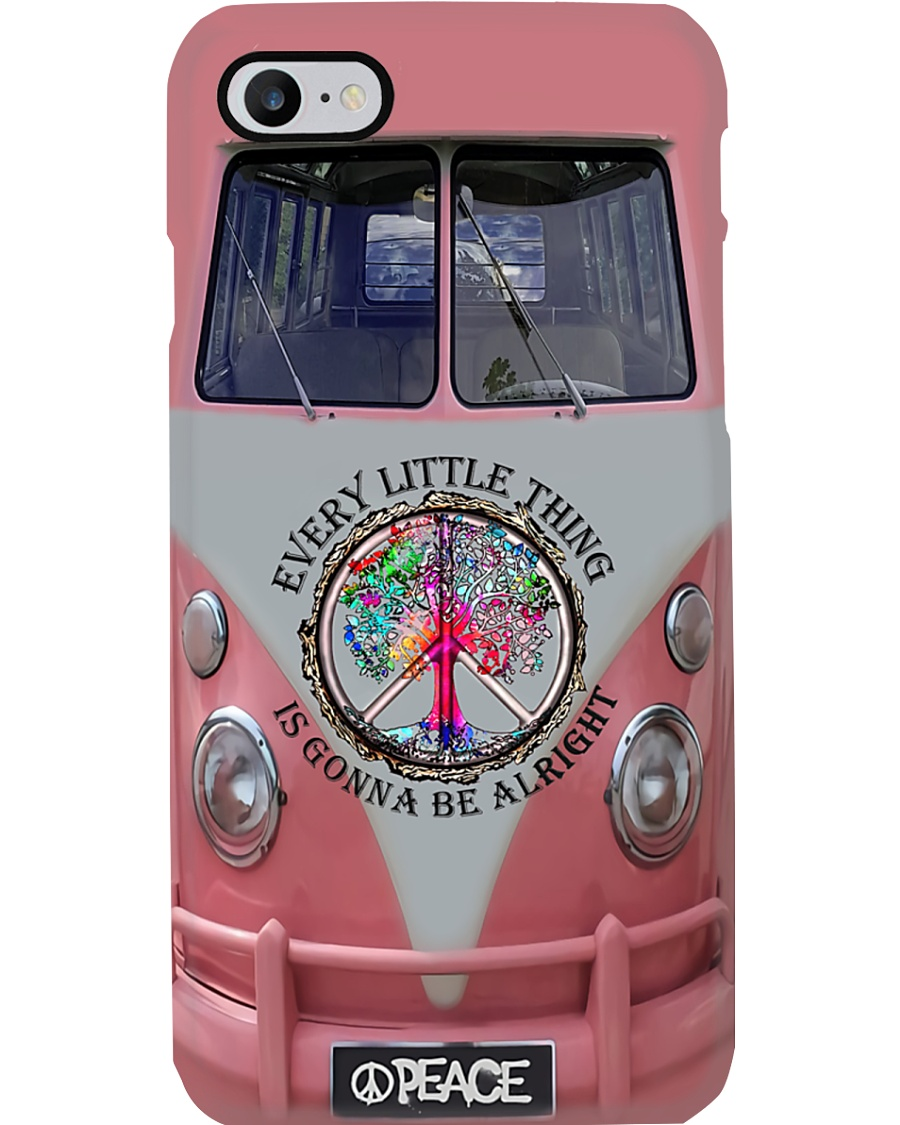 Every little thing gonna be all right Phone Case