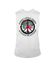 Every little thing gonna be all right Sleeveless Tee tile