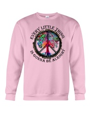 Every little thing gonna be all right Crewneck Sweatshirt tile