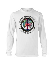 Every little thing gonna be all right Long Sleeve Tee tile
