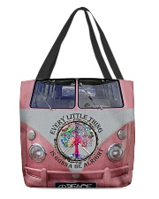 Every little thing gonna be all right All-Over Tote tile