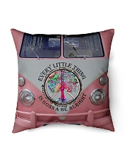 Every little thing gonna be all right Indoor Pillow tile