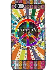 Living Life In Peace Phone Case i-phone-8-case