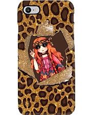 Hippie Love Phone Case i-phone-8-case