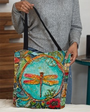 Dragonfly All-over Tote aos-all-over-tote-lifestyle-front-10