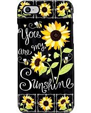 Sunflower Phone Case i-phone-7-case
