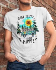 Stay Trippy Little Hippie Classic T-Shirt apparel-classic-tshirt-lifestyle-26