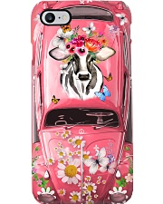 Hippie VW Bug Cow Phone Case i-phone-7-case
