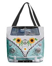 Love Hippie VW Bus All-Over Tote tile