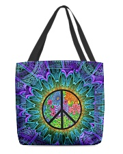 Peace  All-Over Tote tile