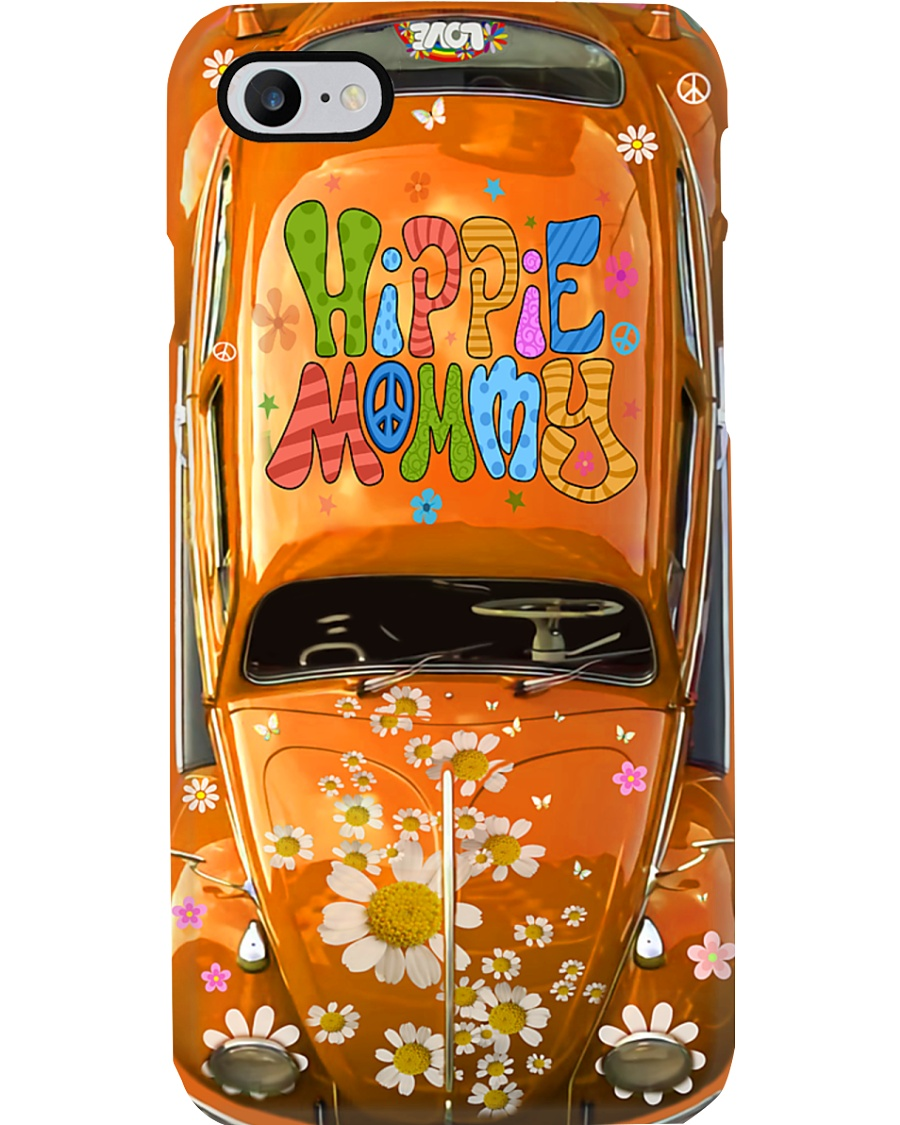 Hippie Mommy Phone Case
