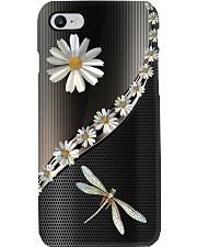 Daisy Dragonfly Phone Case i-phone-7-case