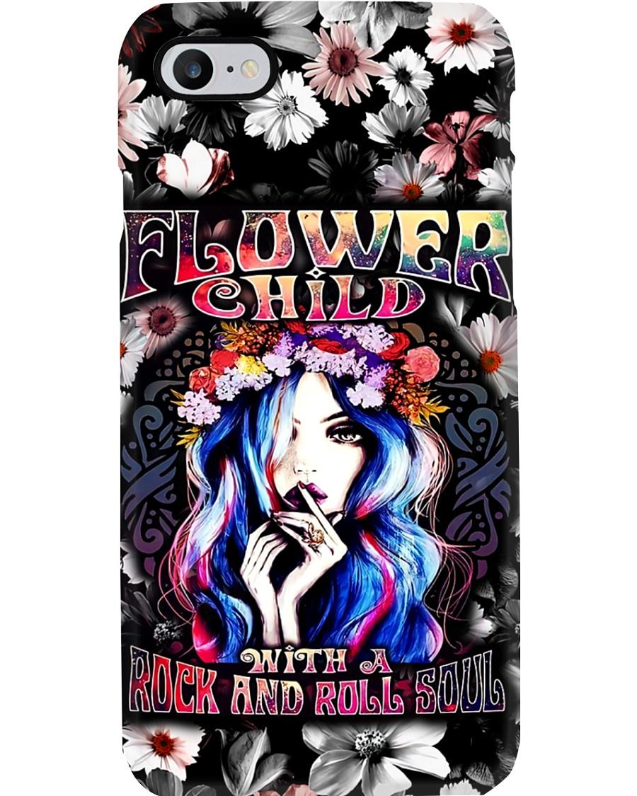 Flower child Phone Case