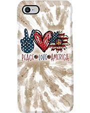 Peace Love America Phone Case thumbnail