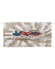 Peace Love America Cloth face mask thumbnail