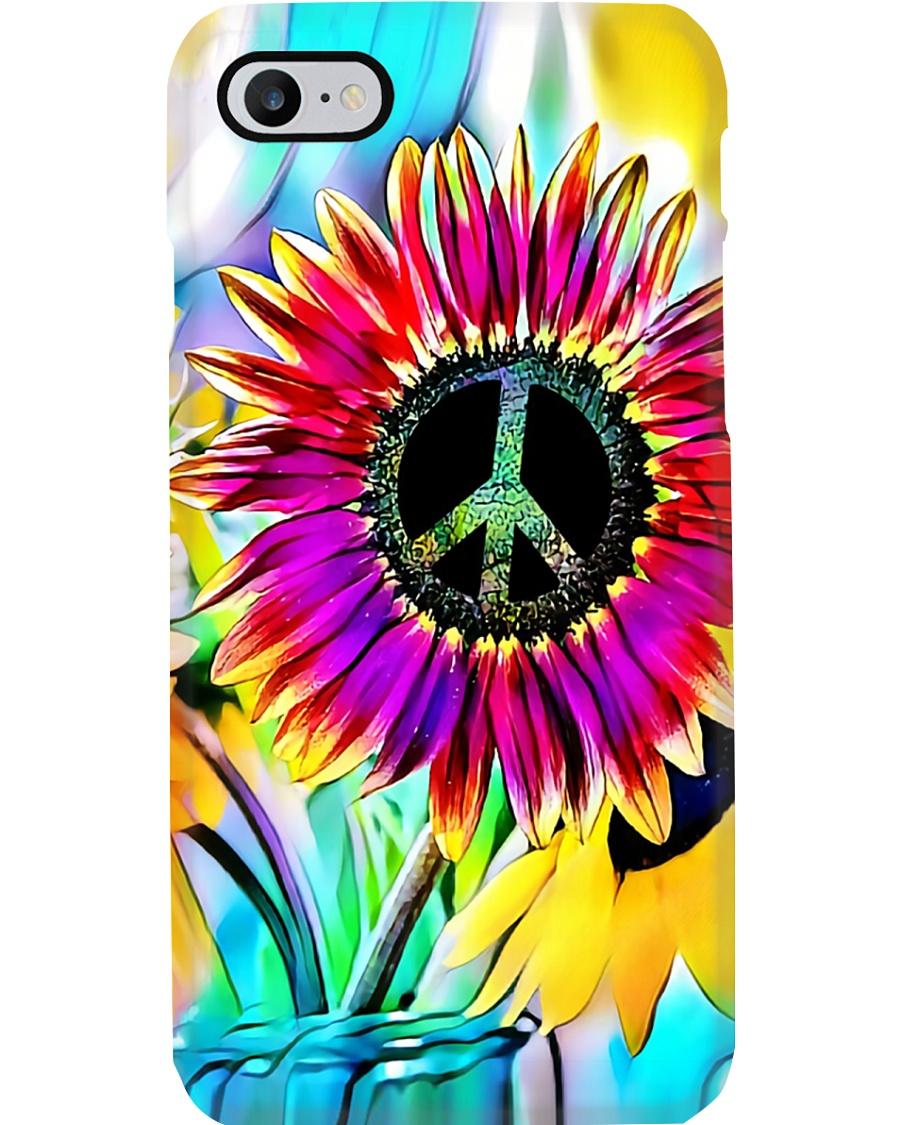 Sunflower - Peace Phone Case