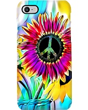 Sunflower - Peace Phone Case i-phone-7-case