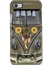 Peace Bus Phone Case i-phone-8-case