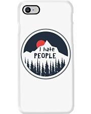 I Hate People Phone Case tile