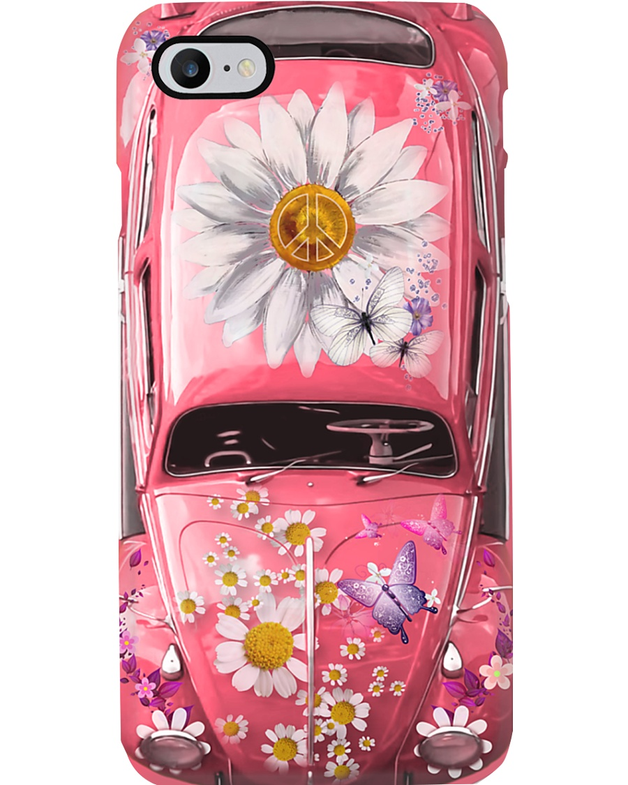 Daisy VW Bug Phone Case