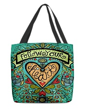 Follow Your Heart All-over Tote thumbnail