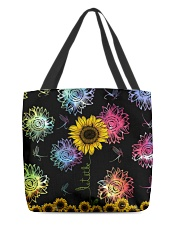 Let It Be All-over Tote back