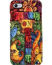 Peace On Earth Phone Case i-phone-7-case