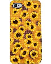 Sunflowwer love Phone Case i-phone-7-case
