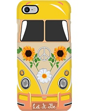 Let It Be - Sunflower Phone Case i-phone-7-case