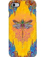 Dragonfly Art Phone Case i-phone-7-case