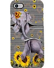 Elephant Sunflower Phone Case thumbnail